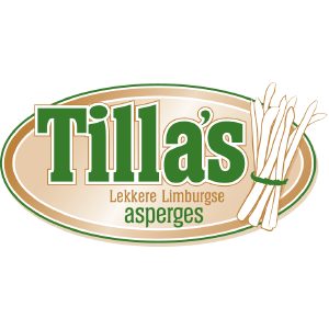 Tilla's Asperges logo
