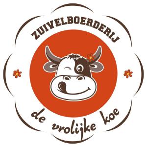 Zuivelboerderij De Vrolijke Koe logo